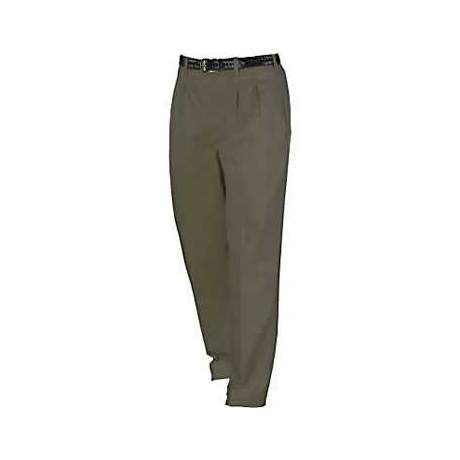 Cabela's 100% Cotton Twill Pleated-Front Huntsman Chinos