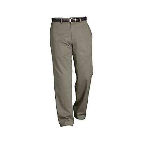 Cabela's 65/35 Poly/Cotton Flat-Front Huntsman Chinos
