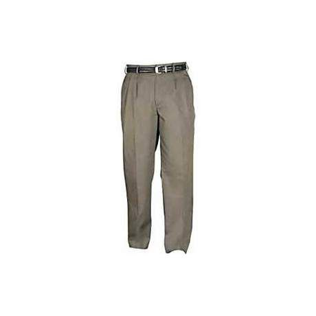 Cabela's 65/35 Poly/Cotton Pleated-Front Huntsman Chinos
