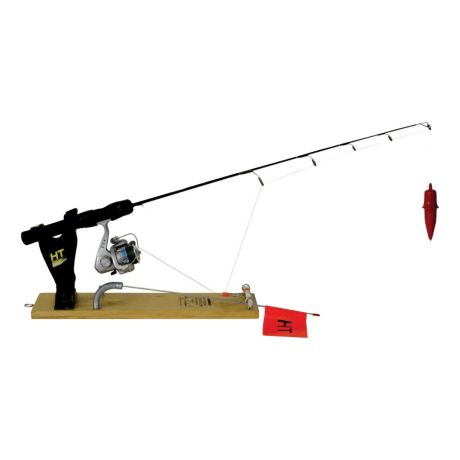 Ht ice rigger tip up cabela 39 s canada for Cabela s fishing poles