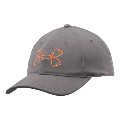 82efa421d20 Under Armour Fishhook Caps - Storm Mandarin. Use + and - keys to zoom in  and out