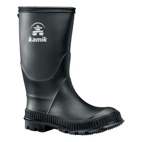 Kamik Toddlers' Stomp Rainboot - Black