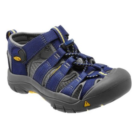 Keen Youth Newport H2 Sandals - Blue Depths/Gargoyle