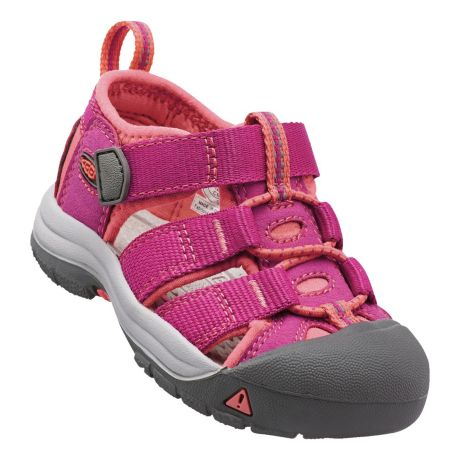 KEEN™ Toddlers' Newport H2 Sandals - Very Berry/Fusion Coral