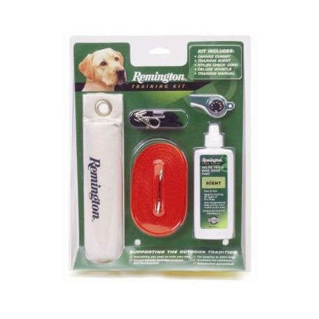 Remington 6 Piece Dog Training Kit