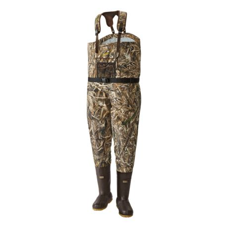 Cabela's Dry-Plus Breathable Hunting Chest Waders - Stout - Realtree Max-5