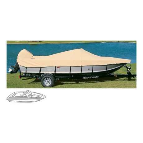Cabela's Ratchet-Tite V-Hull I/O Boat Covers