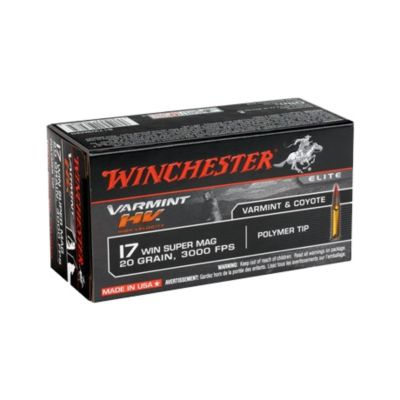 Can suggest winchester deepest penetration