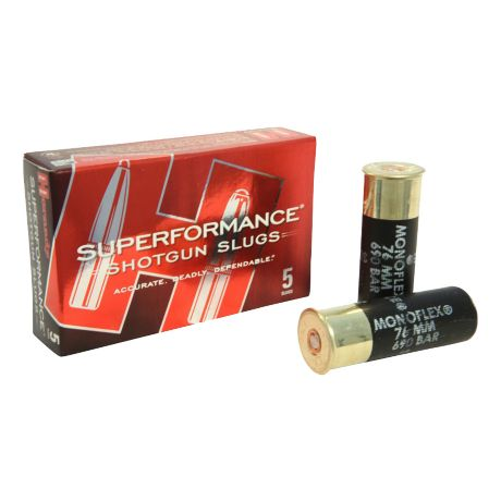 Hornady Superformance Sabot Slugs - 12 Gauge