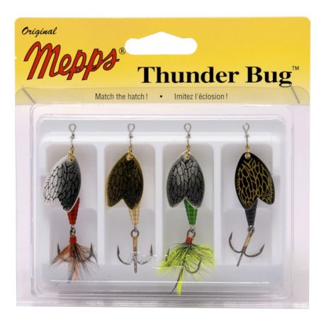 Mepps Thunder Bug Kit