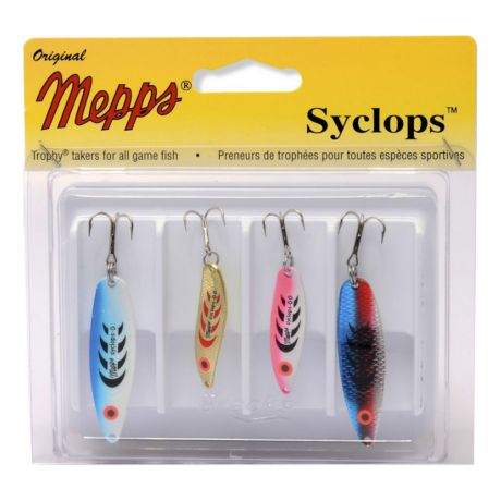 Mepps Syclops Spoons Kit