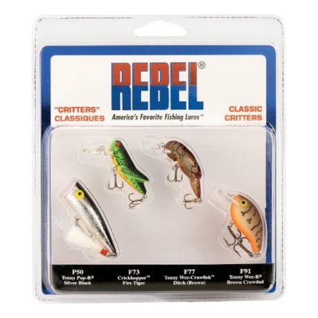 Rebel Classic Critters Kit Cabela S Canada