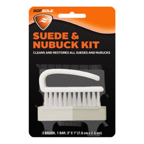 Suede & Nubuck Brush Kit