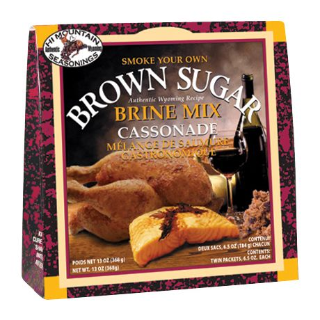 Hi Mountain Brown Sugar Brine