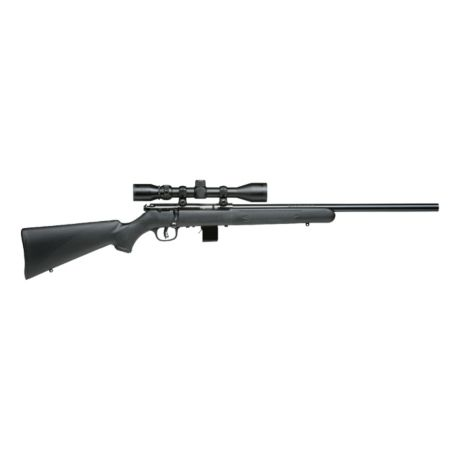 Savage 93R17 FVXP Bolt-Action Rifle w/ Scope
