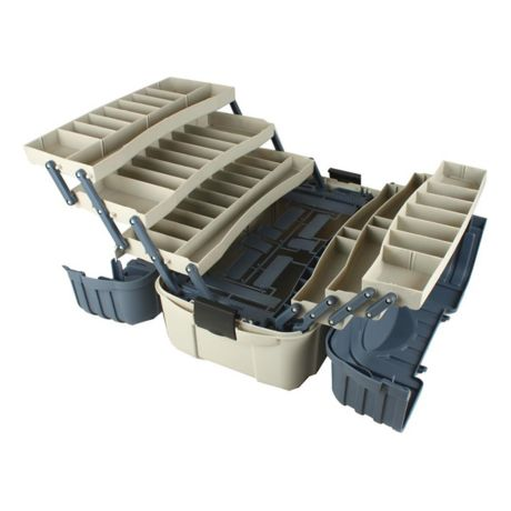 Flambeau Deluxe Hip Roof Box