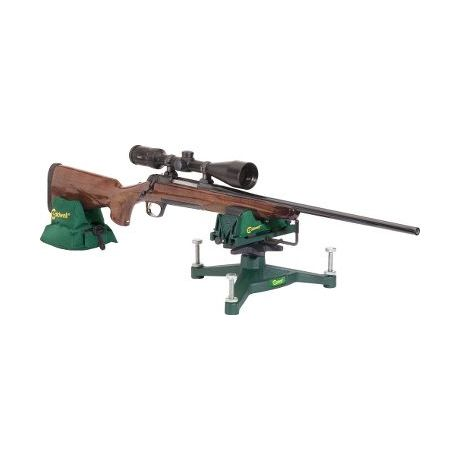 Caldwell The Rock Shooting Rest W Deadshot Rear Bag