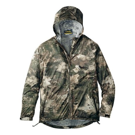 Cabela's Space Rain™ Full-Zip Jacket with 4MOST DRY-PLUS - Cabela's O2 Octane