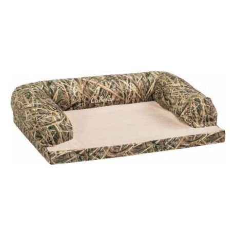 Cabela's Baxter Dog Couch - Mossy Oak Shadow Grass Blades