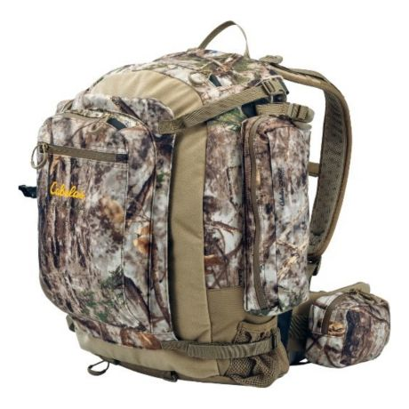 Cabela's Instinct Scent-Lock Bow and Rifle Hunting Pack