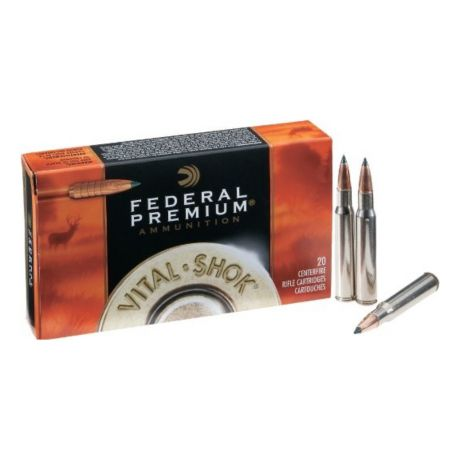 Federal Premium Vital Shok Ammunition - Trophy Copper