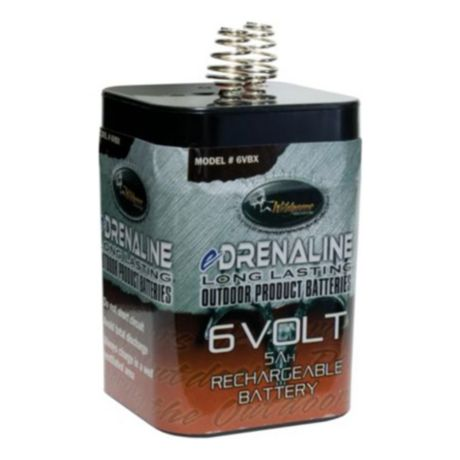 eDrenaline Springtop Battery
