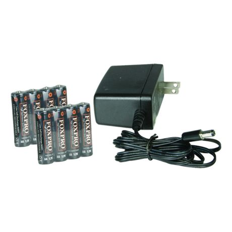FOXPRO® 8-AA NiMH Charger Kit