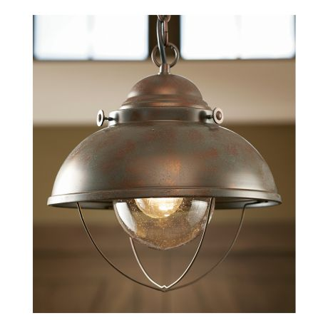 Grand river lodge fishermans pendant light