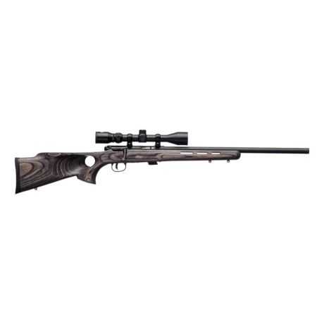 Savage BGTVXP Series Bolt Action Rifles with Scope