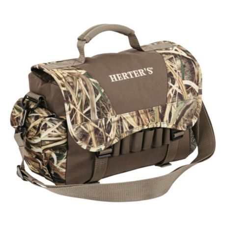 Herter's Quick Hit Timber Bag - Mossy Oak Shadow Grass Blades