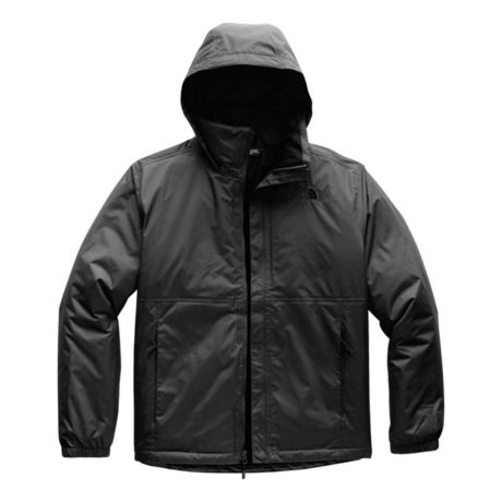 The North Face Resolve Insulated Jacket - Asphalt Grey