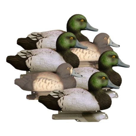 Higdon Standard Foam Filled Bluebill Decoys