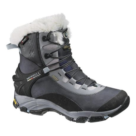 Merrell® Women's Thermo Arc 8 Waterproof Boot - Charcoal