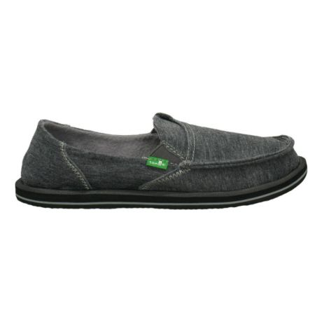 Sanuk® Women's Pick Pocket Fleece Shoe - Charcoal