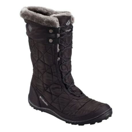 995fe99d0ade2 Columbia Women s Minx Mid II Omni-Heat Boot - Black Charcoal. Use + and -  keys to zoom in and out