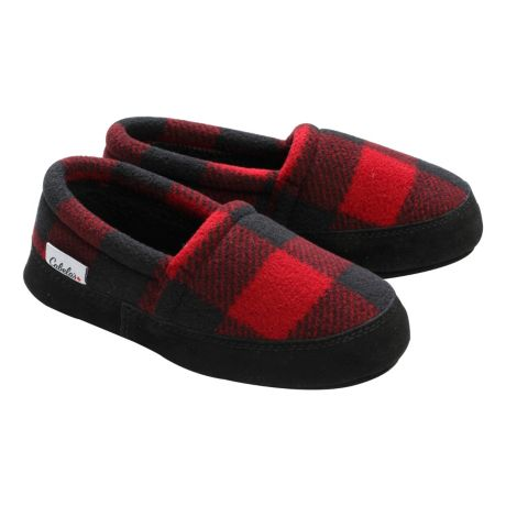 Cabela's Youth Perfect Mocs by Polar Feet - Lumberjack