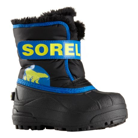 ef7dc96e352d7 Sorel Children s Snow Commander Boot