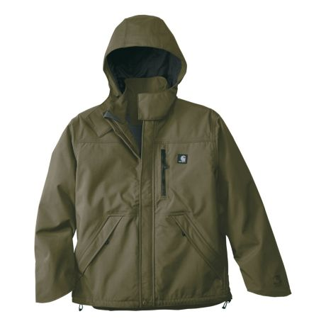 a810602d66 Mouse over image for a closer look. Army Green Carhartt Shoreline Jacket ...
