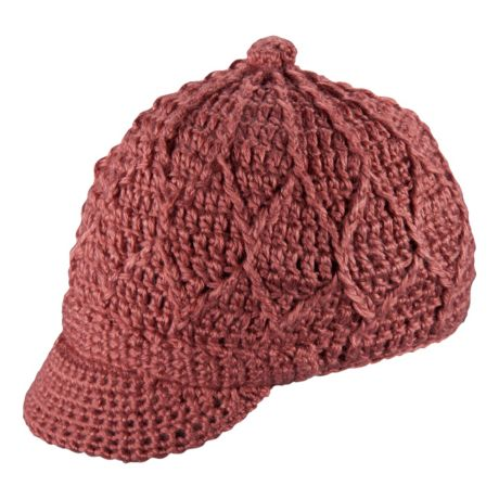 Pistil Jax Women s Knit Brim Cap - Rhubarb. Use + and - keys to zoom in and  out a6b268cabc4