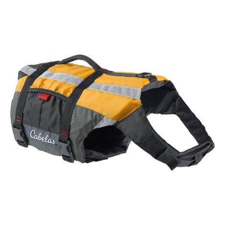Cabela's Advanced Dog Flotation Vest - Mango