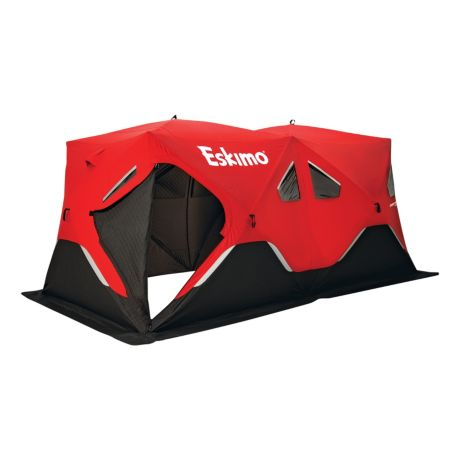 Ice Fishing Tents Amp Bungalows Portable Pop Up Insulated