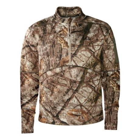 f57341c2da3 Cabela's Instinct™ Whitetail Systems Lightweight 1/4-Zip Top | Cabela's  Canada
