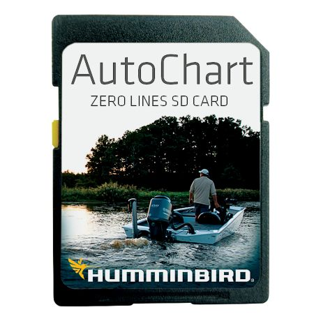 Lakemaster Autochart - SD Card