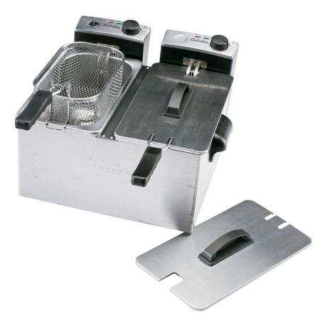 Cabela's Double Deep Fryer