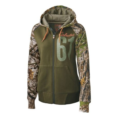0006a52d Cabela's Game Day Women's Full-Zip Print Hoodie | Cabela's Canada