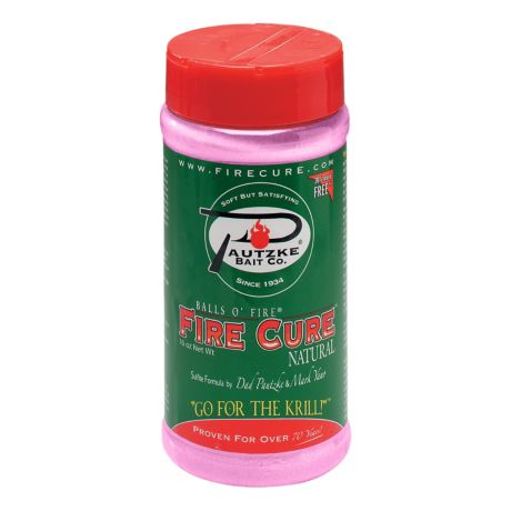 Pautzke Bait Co. Fire Cure Egg Cure - Pink