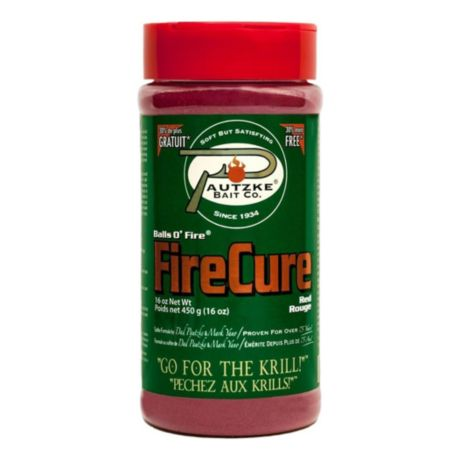 Pautzke Bait Co. Fire Cure Egg Cure - Red