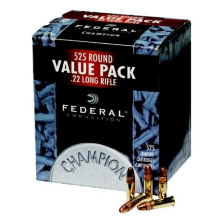 Federal Champion .22LR Value Pack