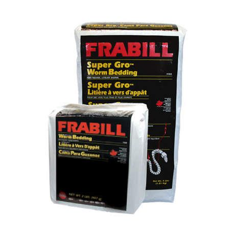 Frabill Super Gro Worm Bedding