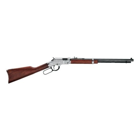 Henry Silver Eagle Lever-Action Rimfire Rifle